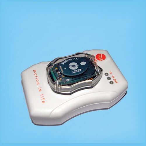 bracelet électronique enregistreur de mouvement