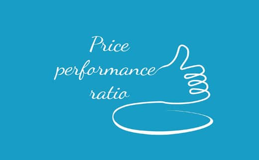Price, Performance, Ratio