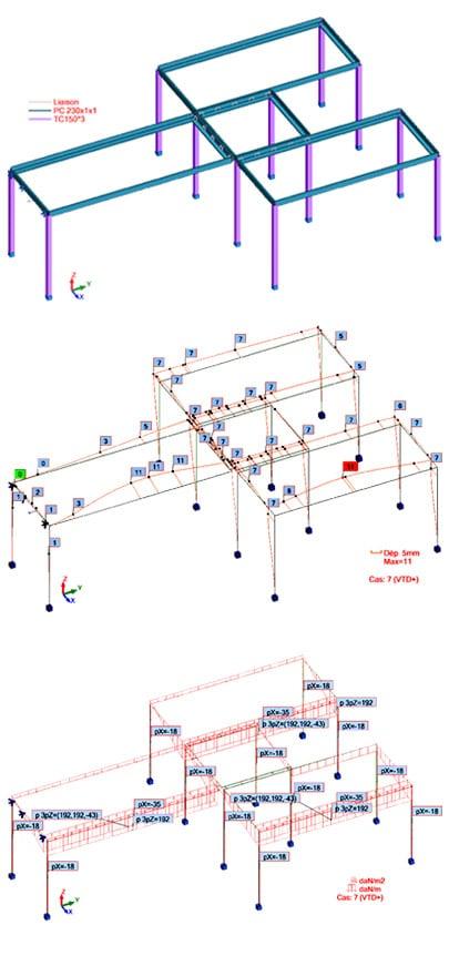 Le Calcul de Structure