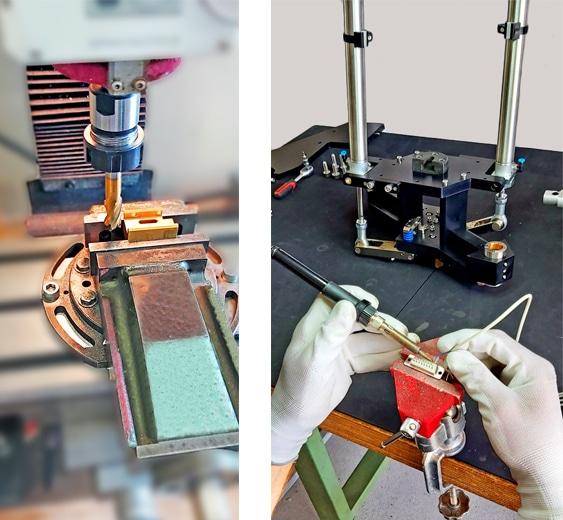 Montage mécanique, une offre variée