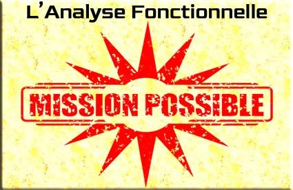 Mission Possible pour l'Analyse Fonctionnelle