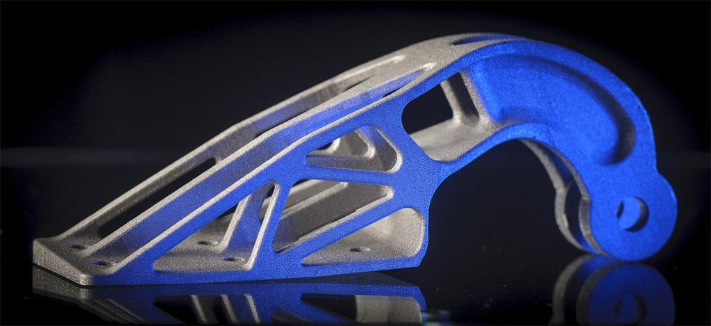 Impression 3D, Selective Laser Melting