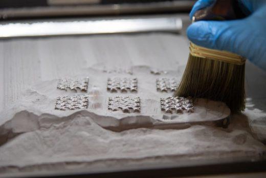 Impression 3D par frittage de poudres